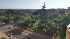 Veduta del Parco (villa comunale) di Rossano