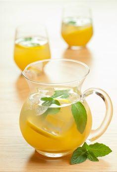 Lemon, Ginger, Apple Cider Vinegar Drink from Thrive Nutrition