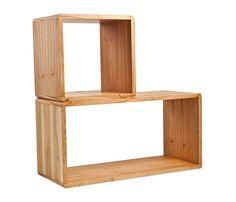 Módulo de madera paraíso de BLVD Furniture