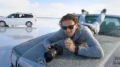 Regisseur Casey Neistat gibt alles für seinen ersten Auto-Werbespot.