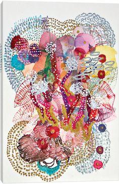 Medusas Canvas Art Print