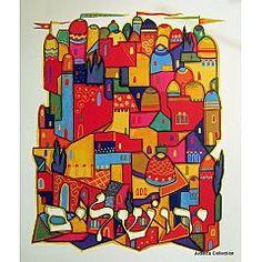New Jerusalem #179, Mordechai Rosenstein