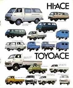 Mitsubishi Minicab, Toyota Dyna, Jdm Wheels, Vw Pickup, Toyota Hiace, Lexus Cars, Vintage Vans, Japanese Cars, Commercial Vehicle