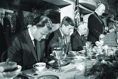 Turning the Tide of History - John F. Kennedy, Billy Graham, Frank Carlson, Boyd Leedom