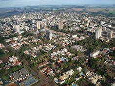 Campo Mourão, Paraná, Brasil - pop 92.300 (2014)