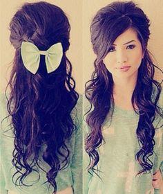 this hair<3
