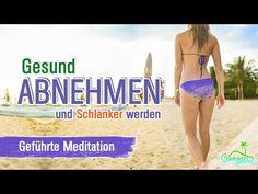 Abnehmen, Schlanker werden, Diät - Hypnose, Meditation - YouTube