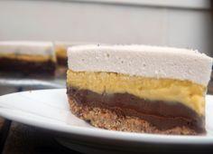 Mummy Made It: Golden Gaytime Mousse Cake. Gluten Free, Paleo, Dairy Free, Refined Sugar Free