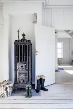 A dreamy, rural Swedish summer cottage
