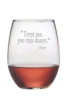 Trust me, you can dance