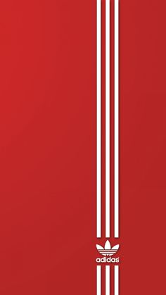 red adidas iphone wallpaper