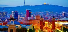 Barcelona is a city of Spain, the capital of Catalonia, as well as the capital of the province and of the comarca of Barcelonès. Oslo, Travel Around The World, Around The Worlds, Top 10 Restaurants, Barcelona Restaurants, Cities, Good Movies To Watch, Spain Holidays, Cheap Holiday