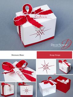 "TUTORIAL BOX CHOCOLATES ""THINLITS STAR BRIGHT"""