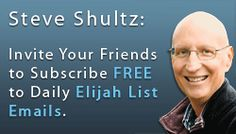 Elijah List with Steve Shultz