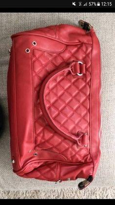 99ab4bfc95e9 Sac mango - Jamais porté - état parfait Couleur rouge rose Avec bandoulière  Simili cuir