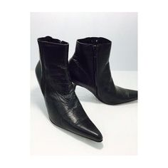 dea1dfc1ab2c Boots For All Occasions · Sebastian Milano Distressed Leather Fashion Ankle  Boots Black Euro 37 US 6 1 2