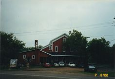 The Rising Star Mill in Nelsonville Wisconsin.