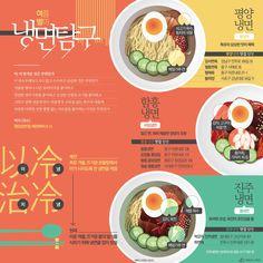 초보자들을 위한 기초탄탄 냉면 가이드 [인포그래픽] #naengmyeon / #Infographic ⓒ 비주얼다이브 무단 복사·전재·재배포 금지