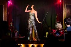 Love the Rat Pack and jazz lounges? Enjoy a soulful, smoky, late-night set featuring Lady Fox, Matthew Hadgraft and Roy Maloy.