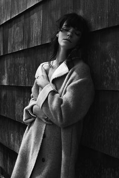 Meghan Collison is Ready for Fall in Bazaar Latin America by Hans Neumann