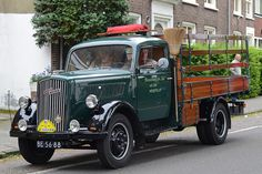 1951, Opel Blitz 1.5T