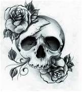 Tattoos Book: FREE Printable Tattoo Stencils: Skulls