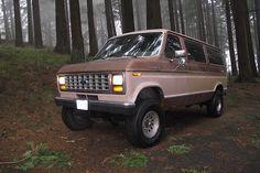 Ford : E-Series Van XLT