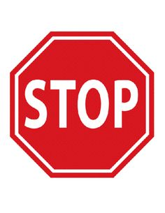 Education World: Stop Traffic Sign Template Camera Silhouette, Transportation Preschool Activities, Road Texture, Festa Hot Wheels, Hot Wheels Birthday, Kids Background, Education World, Teacher Helper, Sign Templates