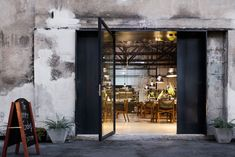 The Jam Factory: Duangrit Bunna's All-In-One Office, Cafe, Gallery, Bookstore