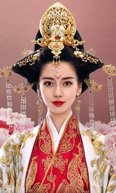 Chinese Traditional Costume, Traditional Fashion, Traditional Dresses, Oriental Dress, Oriental Fashion, Asian Fashion, Geisha, Modern Fashion, Fashion Art