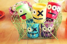 Lil Monster Birthday Party Favors