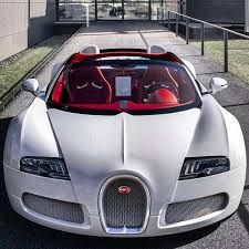Image result for white bugatti veyron