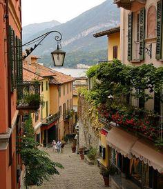Bellagio Lago di Como , Italy