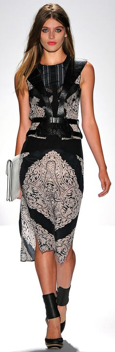 Top Picks from BCBG Max Azria's Spring Summer 2013 Ready-to-Wear Collection