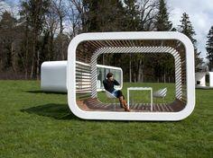 Modular Living Units designed by Coodo, Slovenia