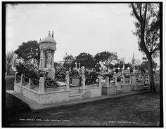 Garcia's tomb, Colon Cemetery, Havana
