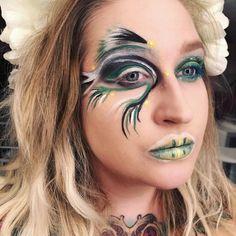 Charlene / MUA / Stylist (@stylebycharlie) • Instagram-bilder og -videoer Creative Makeup Looks, Beauty Makeup, Carnival, Halloween Face Makeup, Stylists, Hair, Instagram, Carnavals, Strengthen Hair