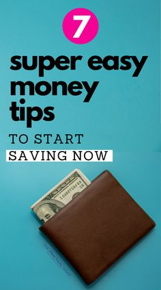 Save money fast using these 7 Super Easy Money Saving Tips Money Plan, Money Tips, Money Saving Tips, Save Money On Groceries, Ways To Save Money, Debt Snowball Worksheet, Budget Planer, Money Saving Challenge, Get Out Of Debt