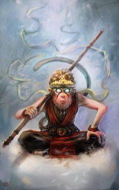 monkey king - Google Search