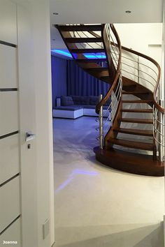 Dom w kameliach Stairs, Home Decor, Stairway, Decoration Home, Staircases, Room Decor, Ladders, Interior Decorating, Ladder