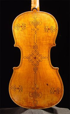 Violin, German, 18th c.