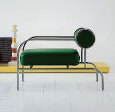 Sofa With Arms - Cappellini, Shiro Kuramata