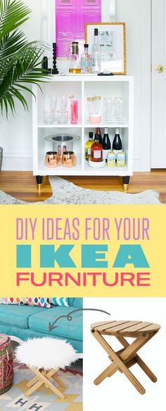 17 Ways To Make Your Ikea Furniture Look Less Basic