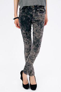 Tiffani High Waisted Jeans $62 at www.tobi.com