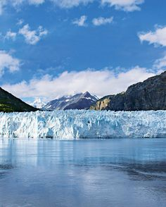 Repin if you'd like to see the oldest glaciers from the newest ships sailing #Alaska. #Cruise