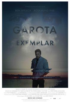 Fox divulga trailer e pôster de Garota Exemplar – Novo filme de David Fincher