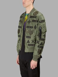 Cecil jacke mit patches