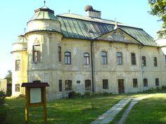 Slovakia, Hronsek - Manor-house