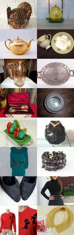 Turkey Day Attire Vintage VEXplosion  by Jerri on Etsy--Pinned with TreasuryPin.com