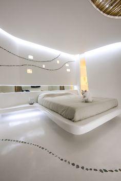 Terrific Cocoon Suites Design By Klab Architecture Decor Photos Gallery : Innovative Cocoon Suites Design By KLab Architecture Decor Photos Gallery